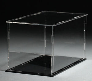 32 X 25 X 65 Acrylic Self Assembly Display Case - ALLBRICKS Expert in Acrylic Display and Bricks