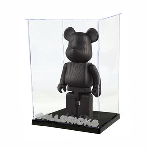 Action Figure Self Assembly Acrylic Display Case #191434 - ALLBRICKS Expert in Acrylic Display and Bricks