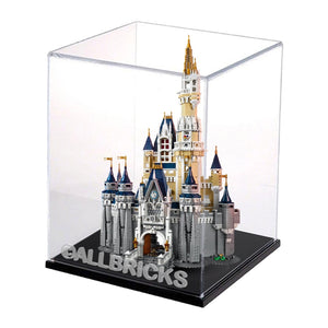 53 X 36 X 79 Acrylic Display Case - ALLBRICKS