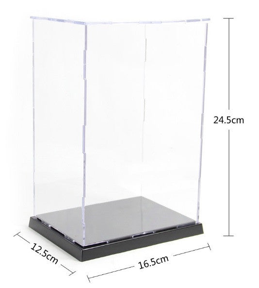 Self Assembly Acrylic Display Case #165125245 - ALLBRICKS Expert in Acrylic Display and Bricks