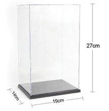 Action Figure Self Assembly Acrylic Display Case #191427 - ALLBRICKS