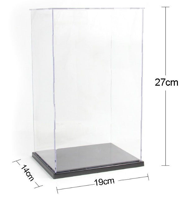 Self Assembly Acrylic Display Case #191427 - ALLBRICKS Expert in Acrylic Display and Bricks