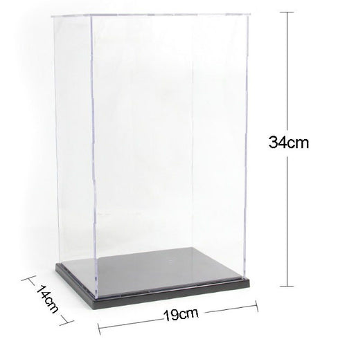 Self Assembly Acrylic Display Case #191434 - ALLBRICKS