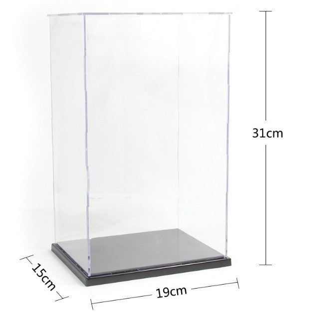 Self Assembly Acrylic Display Case #191531 - ALLBRICKS Expert in Acrylic Display and Bricks