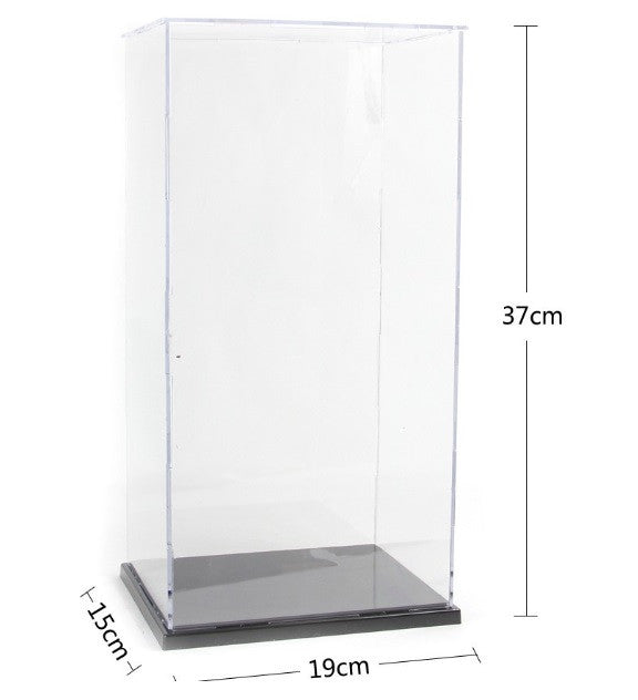 Self Assembly Acrylic Display Case #191537 - ALLBRICKS Expert in Acrylic Display and Bricks