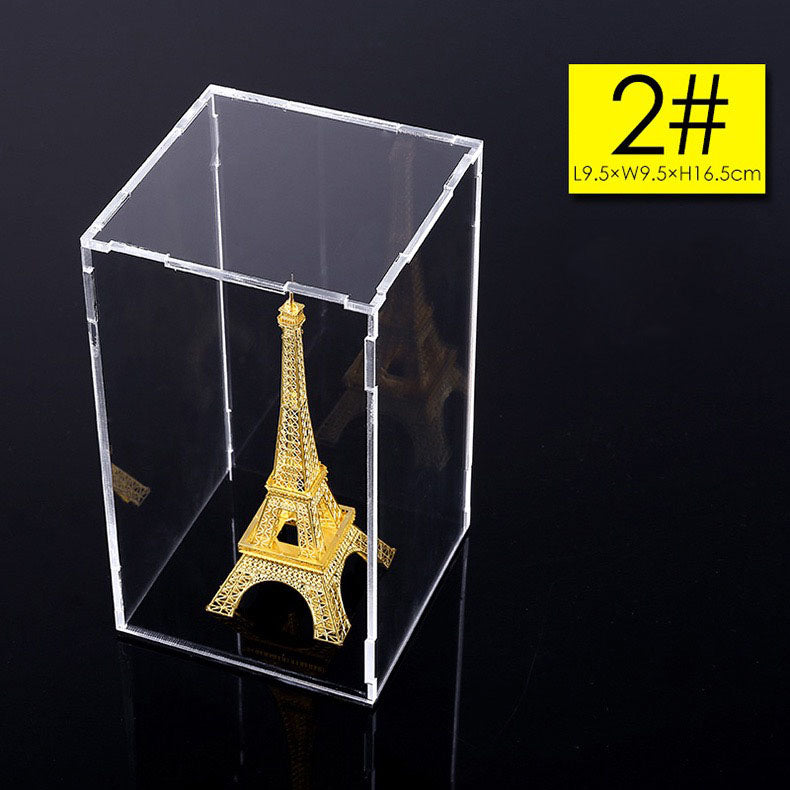 Piececool Self Assembly Acrylic Display Case #9595165 - ALLBRICKS Expert in Acrylic Display and Bricks