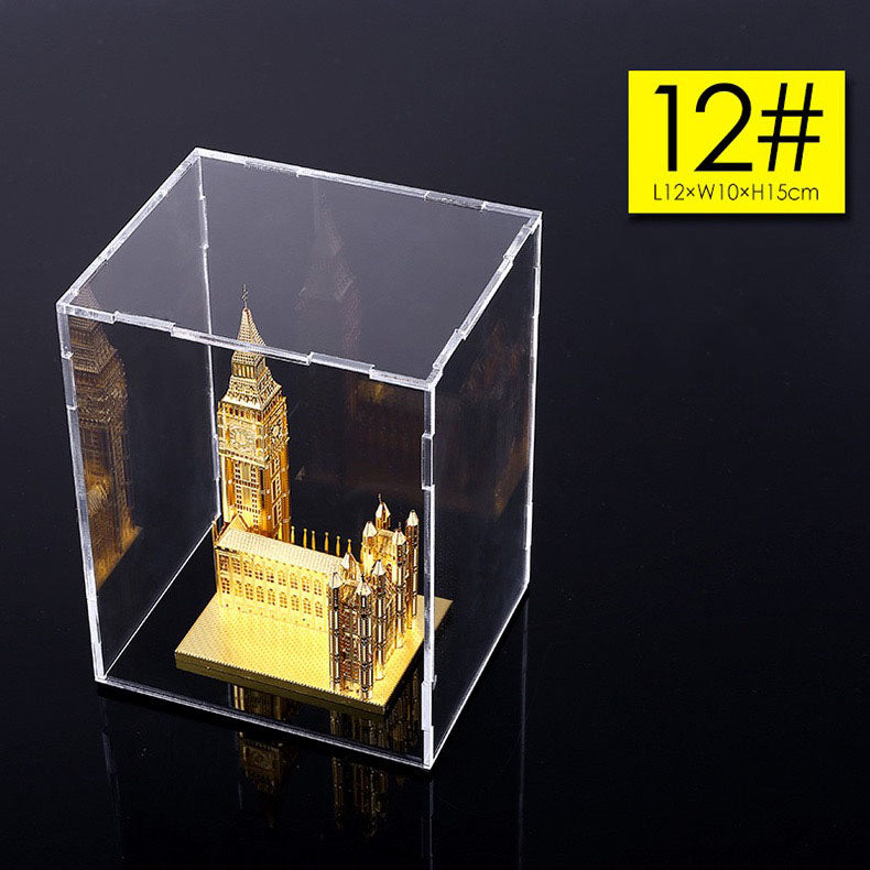 Piececool Self Assembly Acrylic Display Case #121015 - ALLBRICKS Expert in Acrylic Display and Bricks