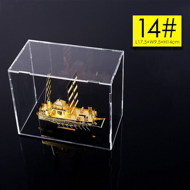 Piececool Self Assembly Acrylic Display Case #1759514 - ALLBRICKS Expert in Acrylic Display and Bricks
