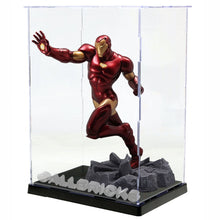 Action Figure Self Assembly Acrylic Display Case #251830 - ALLBRICKS Expert in Acrylic Display and Bricks