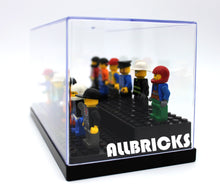 2-Tier Minifigure Acrylic Display Case - ALLBRICKS Expert in Acrylic Display and Bricks