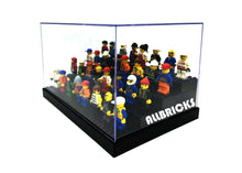 4-Tier Minifigure Acrylic Display Case * For Minifigs With Base Plate * - ALLBRICKS Expert in Acrylic Display and Bricks