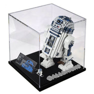 23 X 23 X 36 Acrylic Display Case - ALLBRICKS
