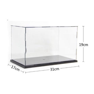 Self Assembly Acrylic Display Case #311719 - ALLBRICKS Expert in Acrylic Display and Bricks