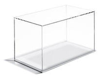 129 X 45 X 32 Acrylic Display Case - ALLBRICKS Expert in Acrylic Display and Bricks