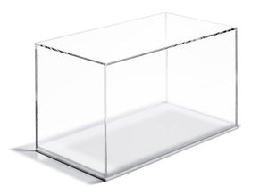 60 X 22 X 50 Acrylic Display Case - ALLBRICKS Expert in Acrylic Display and Bricks