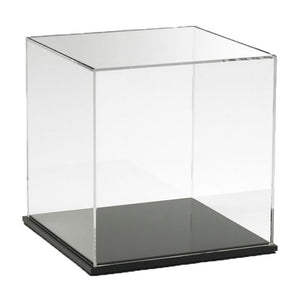 15 X 15 X 15 Acrylic Display Case - ALLBRICKS Expert in Acrylic Display and Bricks