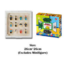 LEGO Minifigure Display Frame - ALLBRICKS