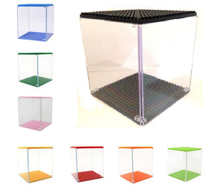 Nano Brick Acrylic Display Case - ALLBRICKS Expert in Acrylic Display and Bricks