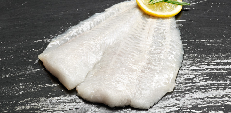 FRESH ATLANTIC HALIBUT FILLETS