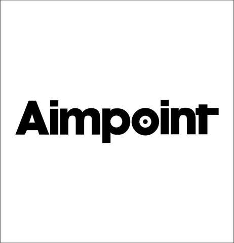 Aimpoint decal
