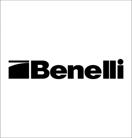 Benelli decal