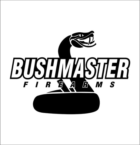 Bushmaster decal