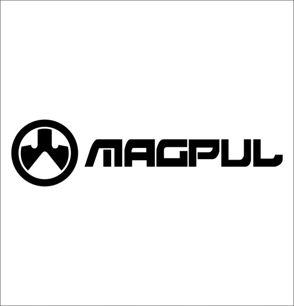 Magpul decal, sticker, firearm decal