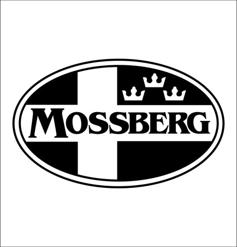 Mossberg decal, sticker, firearm decal