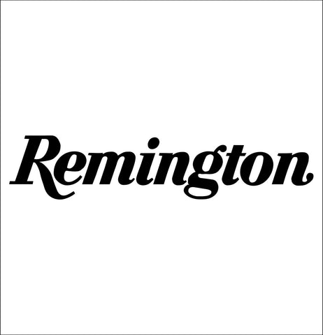 Remington decal