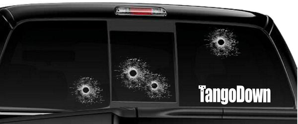 Tangodown decal, sticker, firearm decal