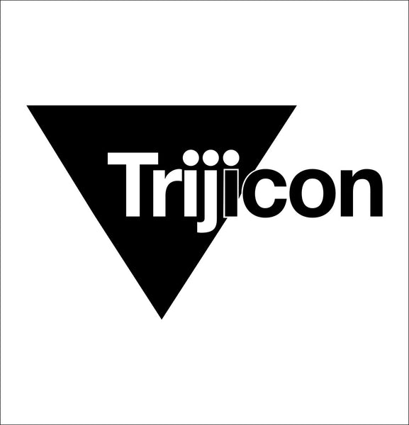 Trijicon decal, sticker, firearm decal