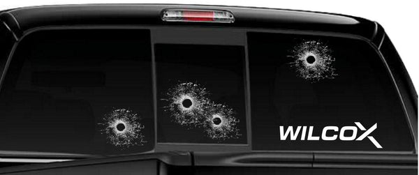 Wilcox decal, sticker, firearm decal