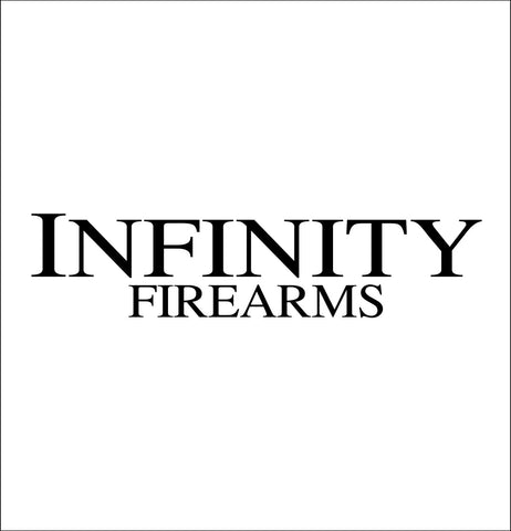 Infinity Firearms decal, sticker, firearm decal