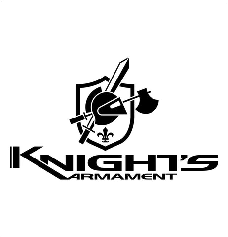 Knights Armament decal, sticker, firearm decal