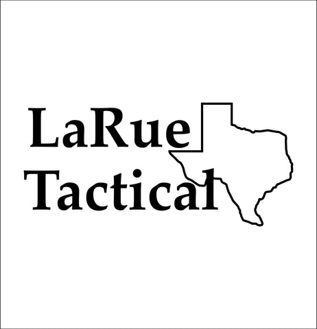 Larue Tactical decal, sticker, firearm decal