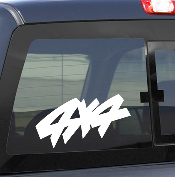 4X4 18 4x4 offroad decal - North 49 Decals