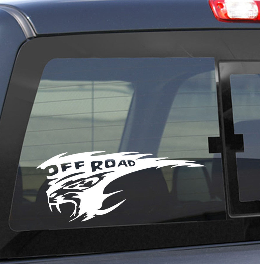 4X4 26 4x4 offroad decal - North 49 Decals