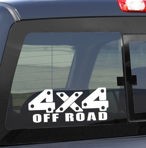 4x4 4 4x4 offroad decal - North 49 Decals