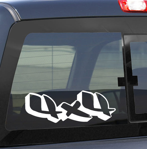 4x4 7 4x4 offroad decal - North 49 Decals
