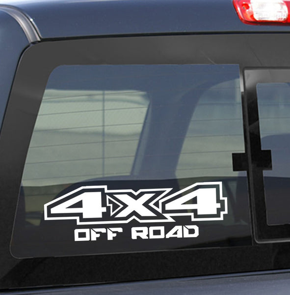 4x4 8 4x4 offroad decal - North 49 Decals