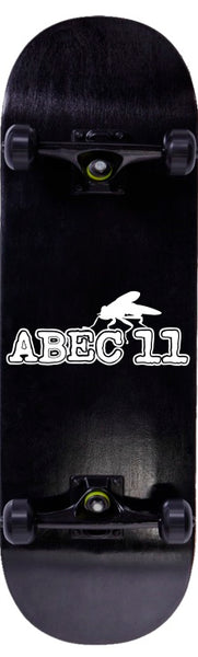 ABEC 11 decal, skateboarding decal, car decal sticker