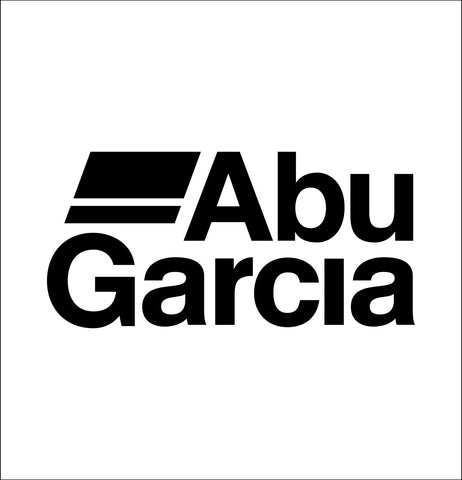 Abu Garcia decal, sticker, hunting fishing decal
