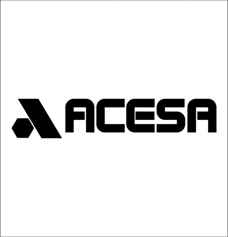 acesa tools decal, car decal sticker