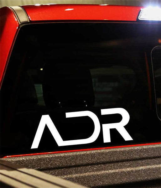adr design performance logo decal - North 49 Decals