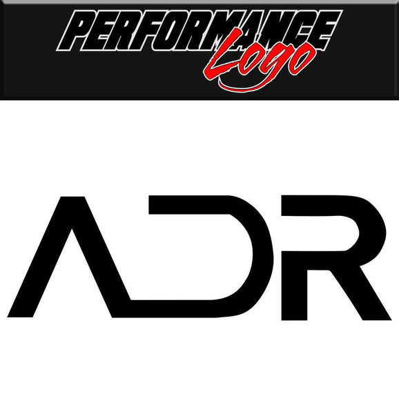 ADR Design decal car performance decal sticker