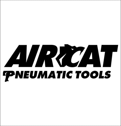 aircat decal, car decal sticker
