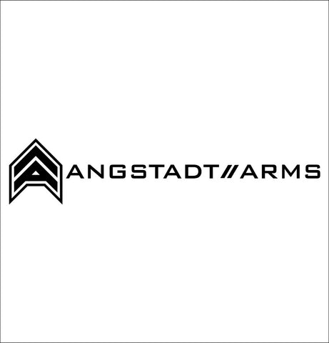 Angstadt Arms decal, firearm decal, car decal sticker