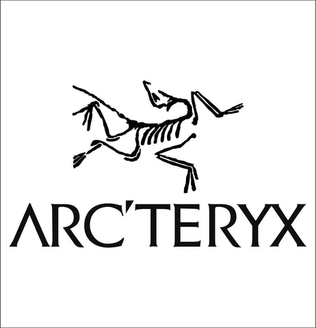 Arcteryx decal, car decal sticker