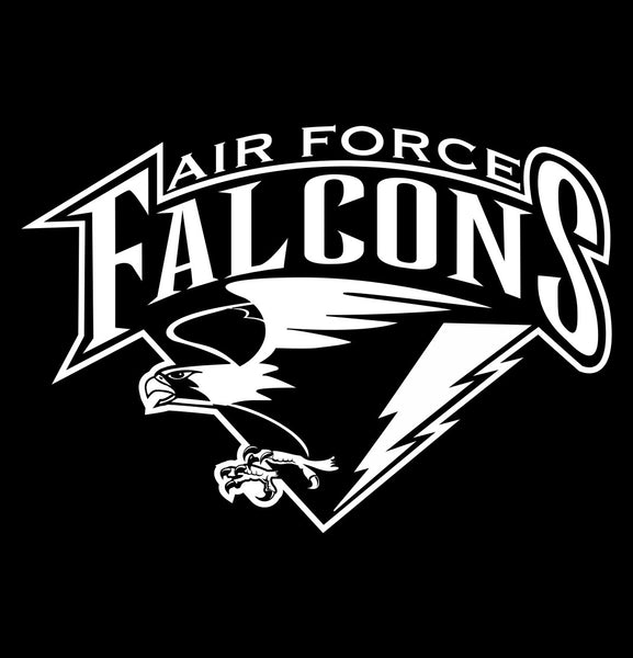 Air Force Falcons 2 decal