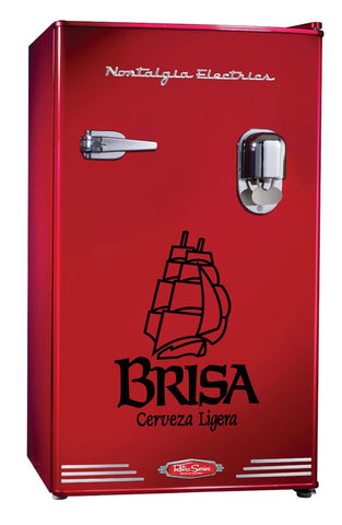 Brisa decal, beer decal, car decal sticker